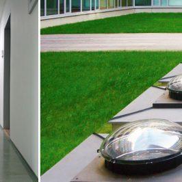 Завершён новый проект «зеленого» строительства с применением ALLUX