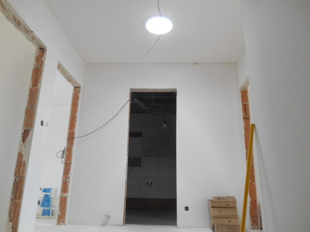 Световоды ALLUX - освещение коридора