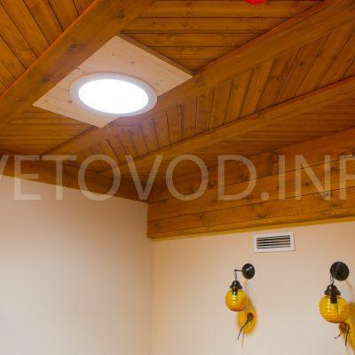Световоды SVETOVOD.INFO в Этномире - Гималайский дом