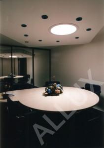 Офис в подвале с солнечным светом ALLUX