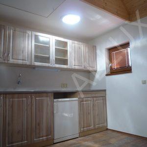 Световод ALLUX в частном доме на кухне