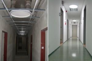 Световоды ALLUX - равномерное естественное освещение